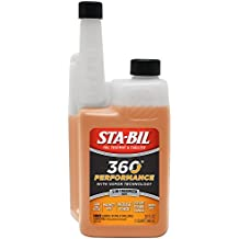 STABIL (22275) 360° Performance with Vapor Technology, Fuel Treatment and Stabilizer, 32 Fl. oz