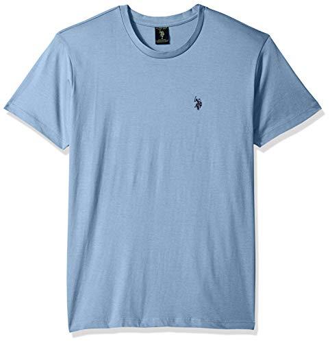 U.S. POLO ASSN. Men's Round Neck Short sleeve T-Shirt