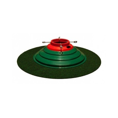 Christmas Tree Stand Mat Absorbent Water Trapper for Floor Protection Best Under Xmas Tree Carpet Mat. This 32