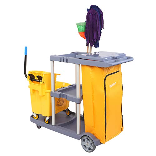 Janitorial Equipment & Cleaning Supplies