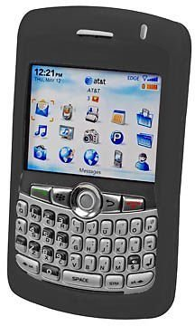 2 Blackberry Curve 8330 Innocase Curve Phone soft touch smooth cell Case SKIN cover