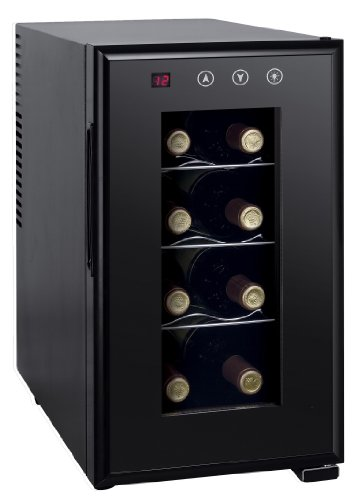SPT WC-0888H Thermo-Electric Slim Wine Cooler,  8 Bottles ()