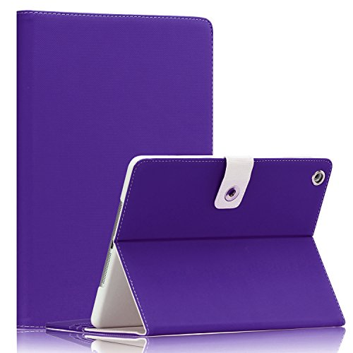 SAVEICON leather Cover Built Purple