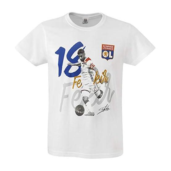 Olympique Lyonnais T-Shirt Nabil Fekir 1 Adulte 18-19