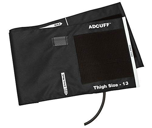 Adcuff & Bladder 1-Tube Cuff