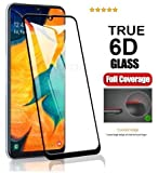 The 6D MagicDeal Tempered Glass for Samsung M30S Tempered Glass for Samsung M30S Screen Protector for Samsung M30S Screen Guard for Samsung Galaxy M30S Tempered Glass 5D 6D