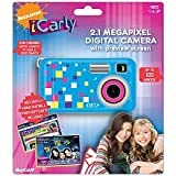 iCarly 2.1 MP Digital Camera with Preview Screen