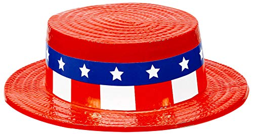 (Patriotic Party Skimmer Hat, 3