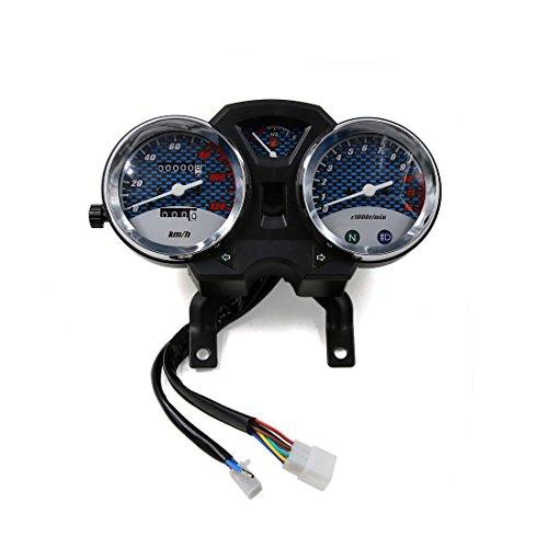 Motorcycle Gauges - 8