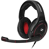 Sennheiser Game One Over-Ear 3.5mm Wired Gaming Headphones