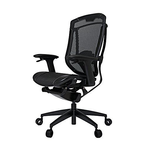 Vertagear Gaming Series Triigger Line 350 Ergonomic Office Chair (Black) by 4GamerGear