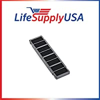 Replacement 3-in-1 filter for Oreck Pro Shield Tabletop AIR12B, AIRPS Super Air 7, AIR7B, AIR7C & XL Professional Air Purifier by LifeSupplyUSA