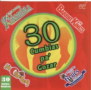 30 Cumbias sold out Pa' Gozar Free shipping on posting reviews