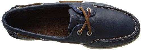 Sperry Top-Sider hombre Authentic Original 2-Eye Boat Shoe Azul