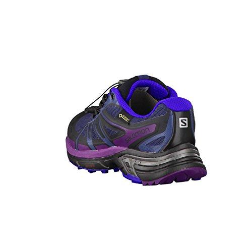 Laufschuhe Tex Blue Slateblue Pro Wings Salomon Women's Purple Trail Gore SS17 2 Passion Spectrum 0PS0wIx