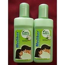 2 X Mediker Anti Lice Remover Treatment Head Shampoo 100% Lice Remove 50ml X 2 = 100ml