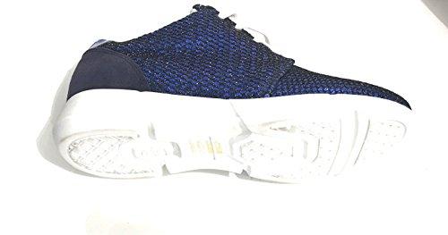 Bassa Trussardi Jeans Blu Saneakers 18 79s022 Donna qqtAw0