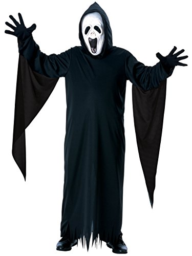 Howling Ghost Children's Costume with Mask, Robe and Gloves, Small]()