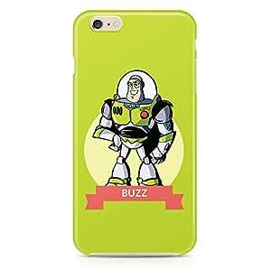 Loud Universe Toy Story iphone 6 plus Case Buzz Toy Story iphone 6 plus Cover with 3d Wrap around Edges