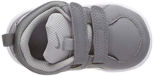 0 24 Nike Unisex 4 wolf Bimbi cool white Scarpe 022 Grey Pico Grey Grigio – Sportive tdv WntnT