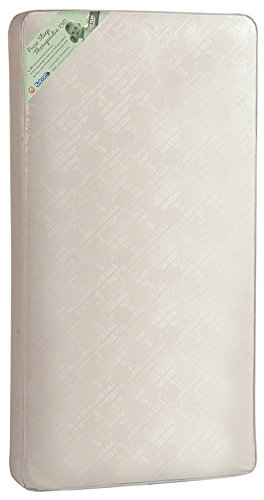 Kolcraft Pure Sleep Therapeutic 150 Infant/Toddler Crib Mattress -150 Extra Firm Coils,...