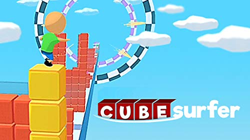 Cube Surfer!: Claim 21 days of ad-free play!