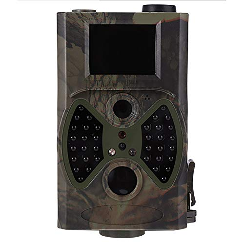 QinLL Trail Camera 12MP 1080P HD Game Hunting Cam 940nm 36Pcs IR LEDs Night Vision Motion Activated with 2.0