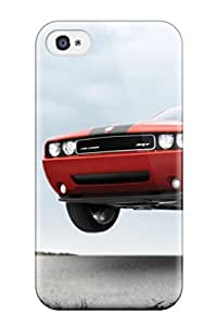Premium Durable 60 Cars Photo Muscle Car Fashion Tpu Iphone 4/4s Protective Case Cover