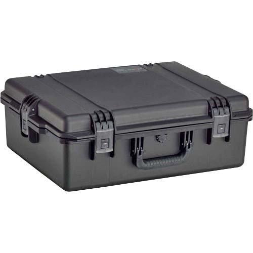 Pelican Storm Case, 24.60'' x 19.70'' x 8.60'' Case w/out Foam Black by Cooper