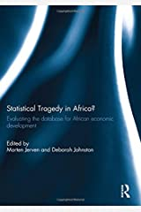 Statistical Tragedy in Africa?: Evaluating the Database for African Economic Development Hardcover