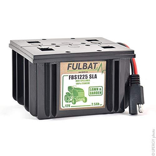 Fulbat - Batería motocultor BS1225 / FBS1225 12V 2.5Ah ...