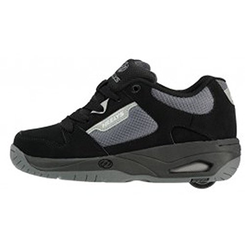 Heelys - Zapatillas de skateboarding para niño negro Schwarz/Grau 40.5 negro - Schwarz/Grau