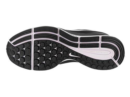 Nike Wmns Air Zoom Pegasus 43, Zapatillas de Running para Mujer, Negro (Black/White/Dk Grey/Anthracite), 41 EU