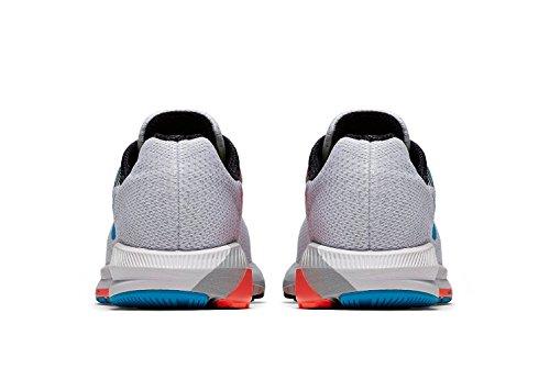 Nike 849583-100, Zapatillas de Trail Running para Mujer Blanco (White / Blue Lagoon / Black / Hot Lava)