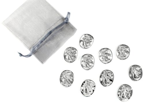 vilmain-pewter-angel-pocket-tokens-bag-of-10