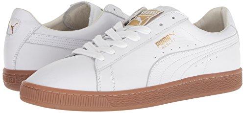 f89aad97c5c PUMA Men s Basket Classic Gum Deluxe Sneaker - Choose SZ color