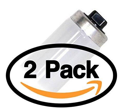 (2 Pack) Philips 218198 - F48T12/CW/VHO 110 Watt T12 Fluorescent Tube Light Bulb Very High Output - 110W F48T12 Cool White 4100K Vho Fluorescent Lights
