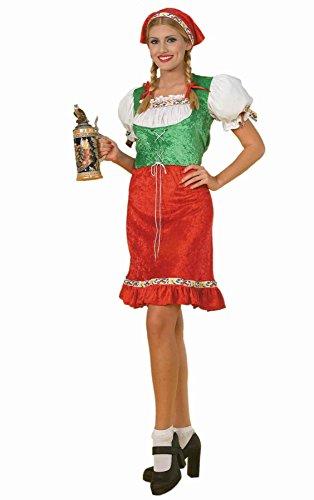 Gretel Costume - Adult