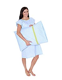 Baby Be Mine Gownies - Delivery Maternity Hospital Gown Labor Kit