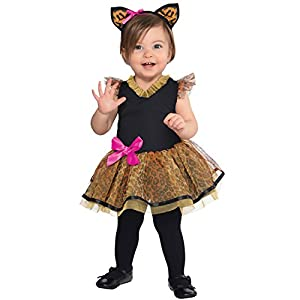 Cutie Cat Costume - 12-24 Months