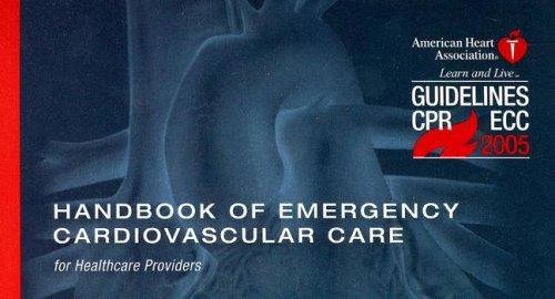 Handbook of Emergency Cardiovascular Care: For Healthcare Providers - John Field; Mary Fran Hazinski; David Gilmore