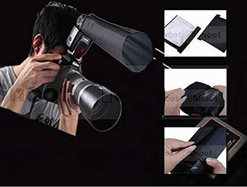 Pack of 2 Photo Plus Bulls Eye Spirit Level for Canon PowerShot G10 G11 G12 G15 G1X