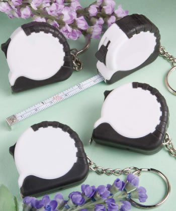 Fashioncraft Perfectly Collection Measuring Favors