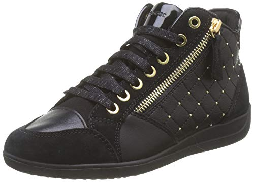 Geox Girl's Hi-Top Sneakers
