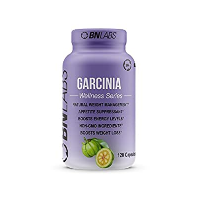 Garcinia Cambogia - Best Fat Burner for Men & Women - Fast Acting Weight Loss Supplement - Natural Appetite Suppressant - Pure Extract - Easy to Swallow Capsules - Certified Organic - 3rd Party Tested