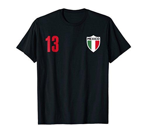 Vintage Mexico #13 Ochoa Futbol Soccer Jersey Shirt