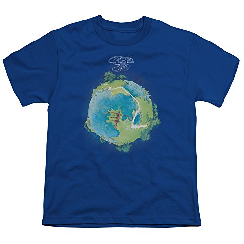 Yes Fragile Cover Youth T-Shirt L