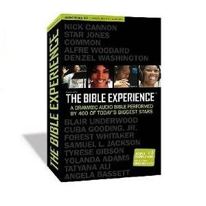 Inspired By . . . The Bible Experience: The Complete Bible, Audio CD: A Dramatic Audio Bible Performed by 400 of Today's Biggest Stars by HarperCollins Christian Pub.