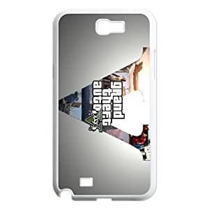 Samsung Galaxy Note 2 N7100 Phone Case Grand Theft Auto B8T90265