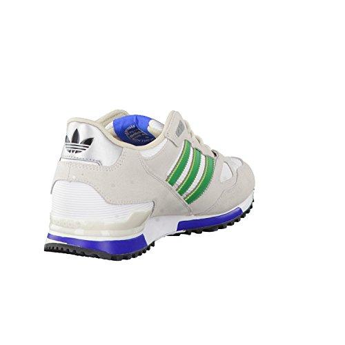 adidas ZX 750 - Zapatillas para hombre Blanco / Verde / Beige